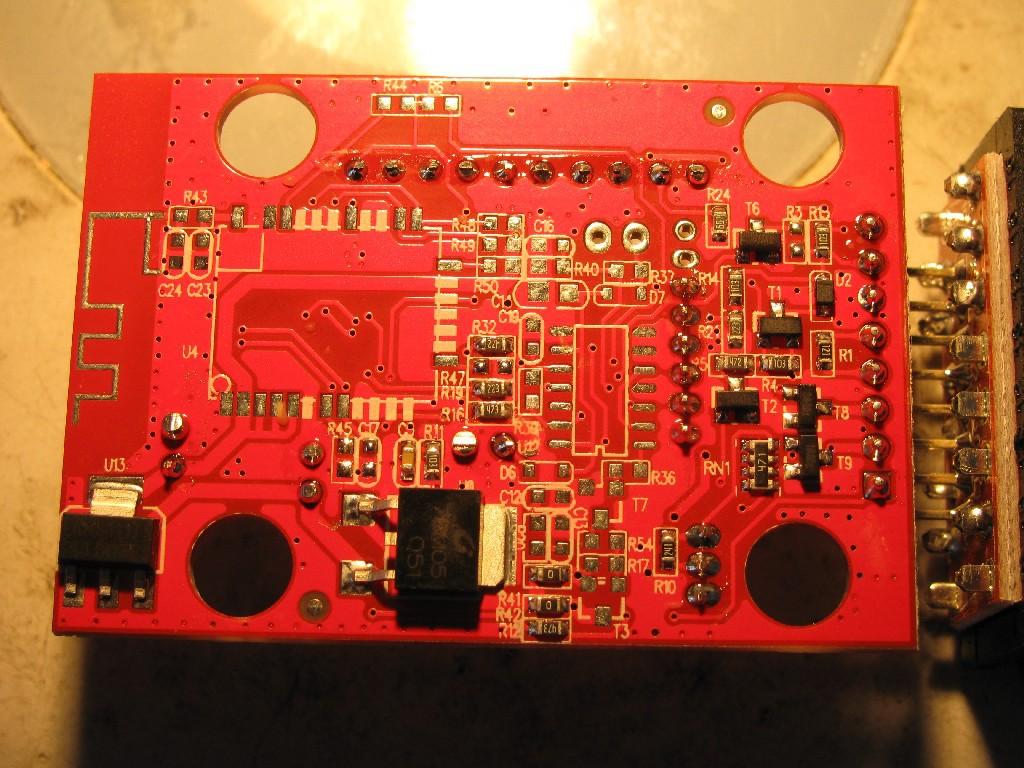 DBPOWER ELM327 Wi-Fi Interface (OBD II)