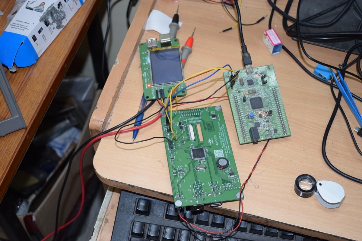 diy-VT100 - A Miniature hardware terminal | Hackaday io