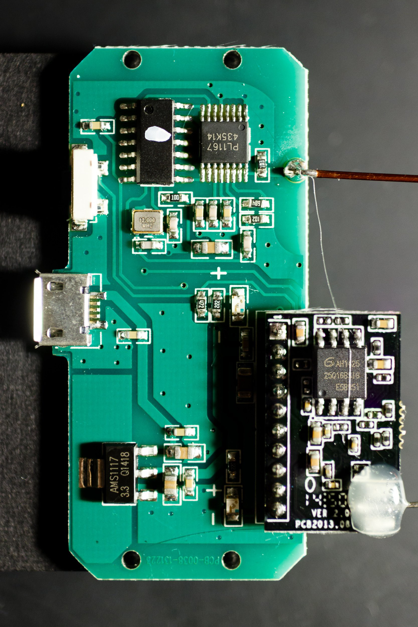 Project | Reverse-Engineering the milight on-air protocol | Hackaday io