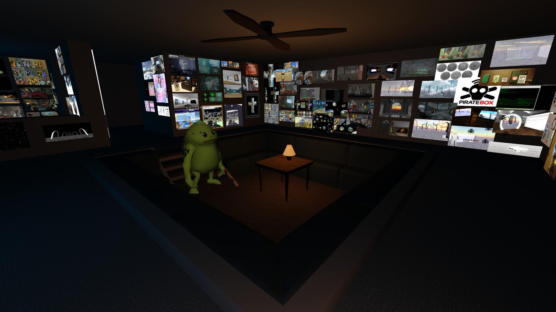 Record Video Room Janus