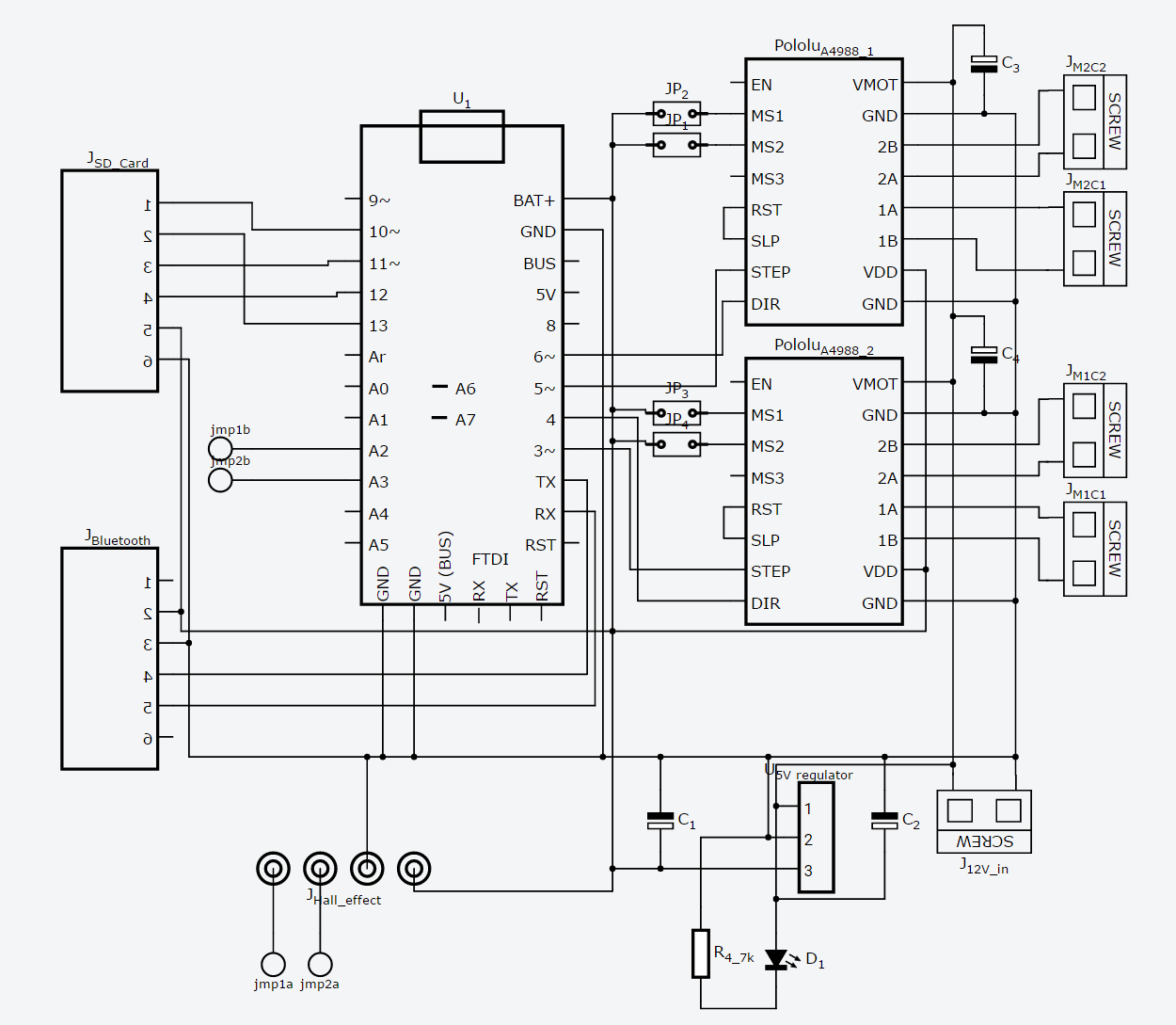 Working On A Draft Schematic And Pcb Details Circuit Diagram 2 Including Header For Sf30 Either 9dof Board Or Lidar Lite
