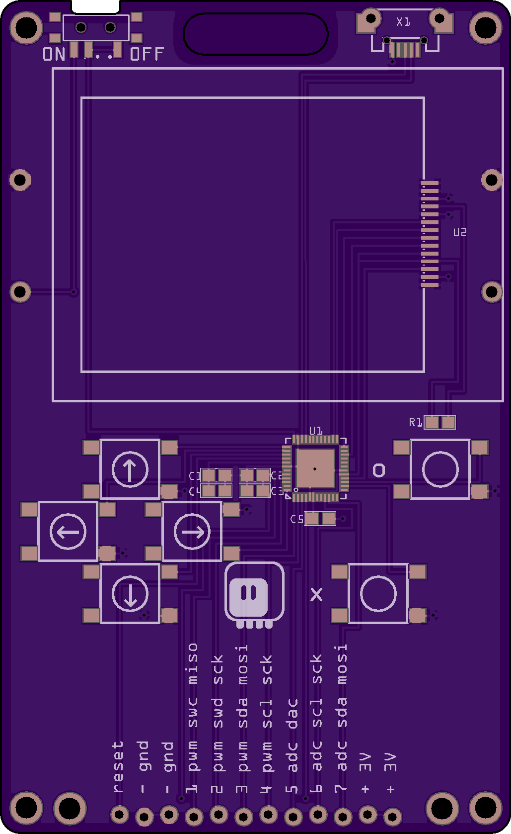 Project | PewPew M4 | Hackaday io