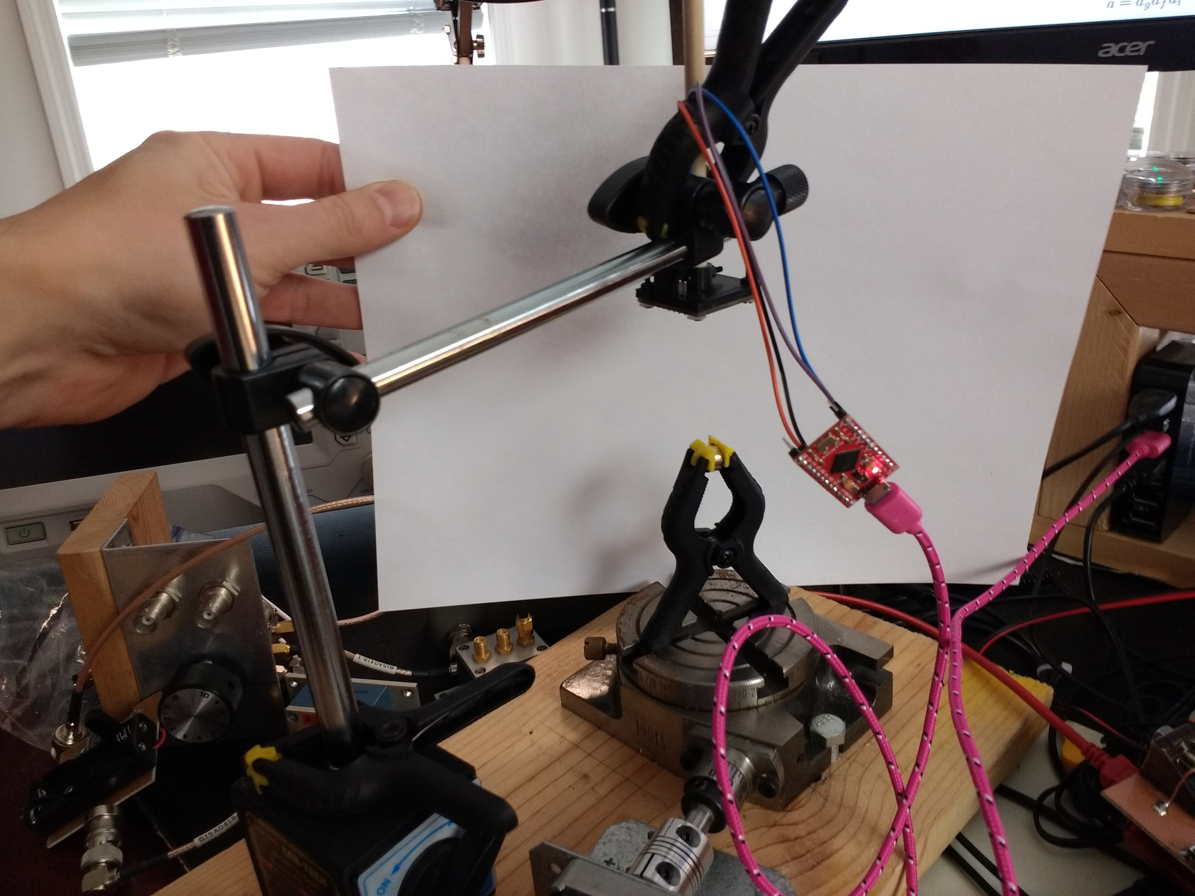 Project | 3D Magnetic Field Scanner | Hackaday.io