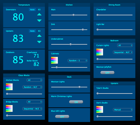 Project | A Home Automation System | Hackaday io
