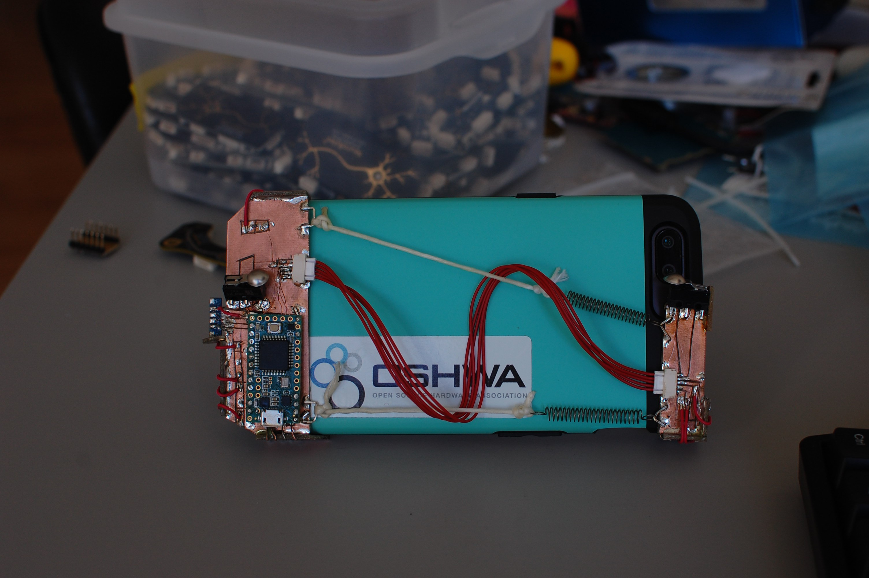 Phonetroller   Details   Hackaday io