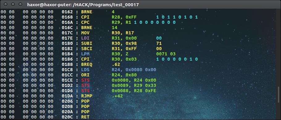 Arduino atmega emulator hackaday