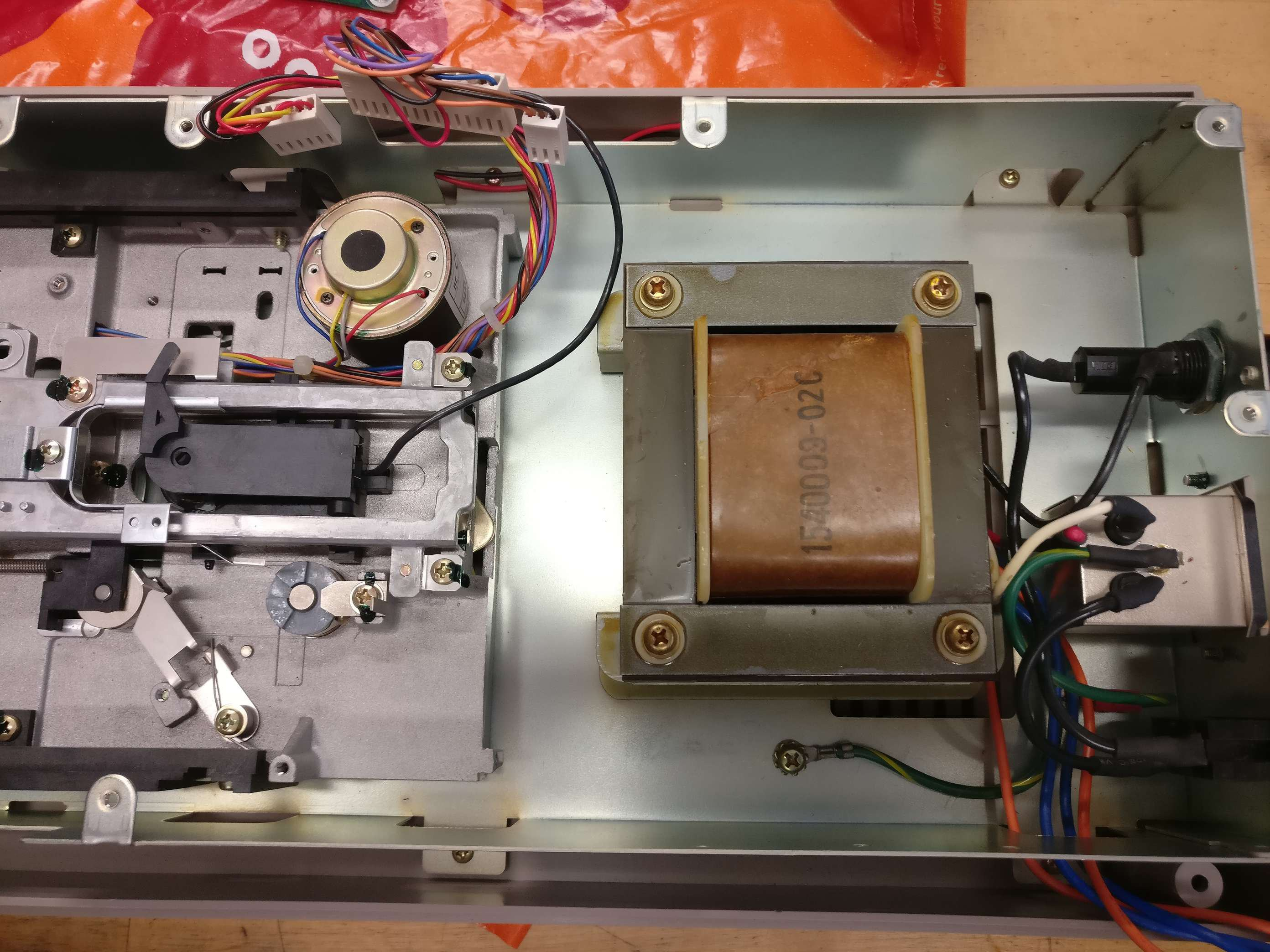 Commodore 1541 PSU replacement | Hackaday io