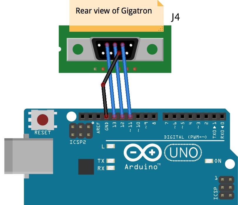 Gigatron as TV Typewriter | Details | Hackaday.io