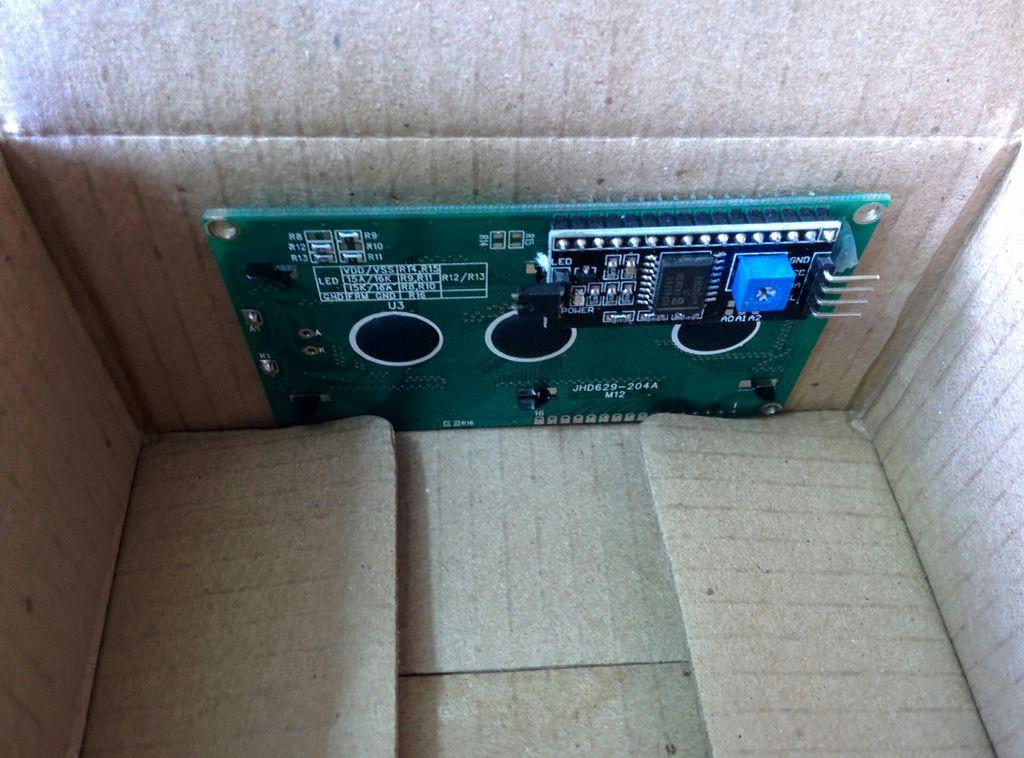 Multiple Nodes nRF24L01 Wireless Temperature