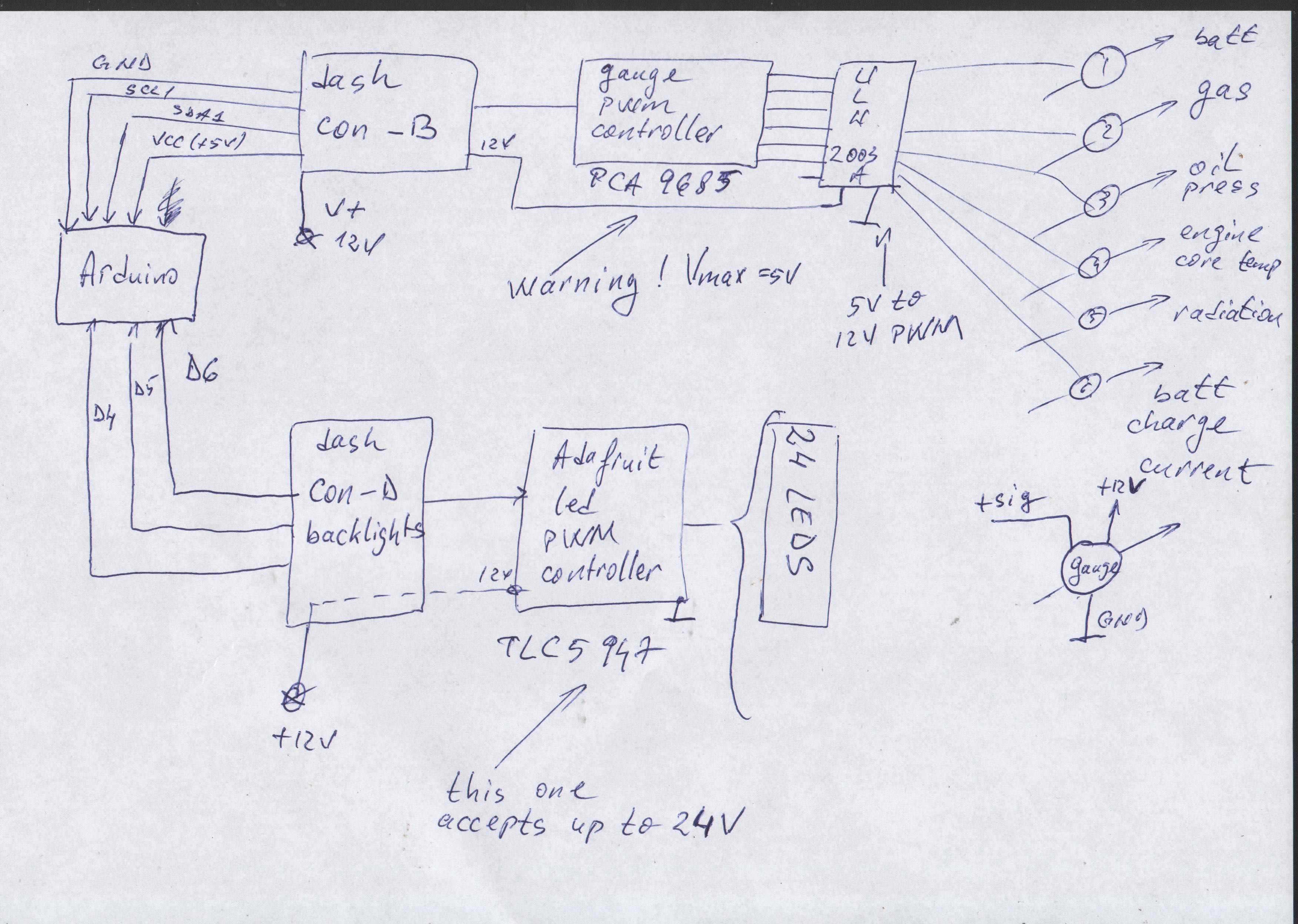 Project Retro Futuristic Automobile Control Panel Use The Form Below To Delete This Crt Monitor Diagram Wars Schematic 330771464617323637jpeg