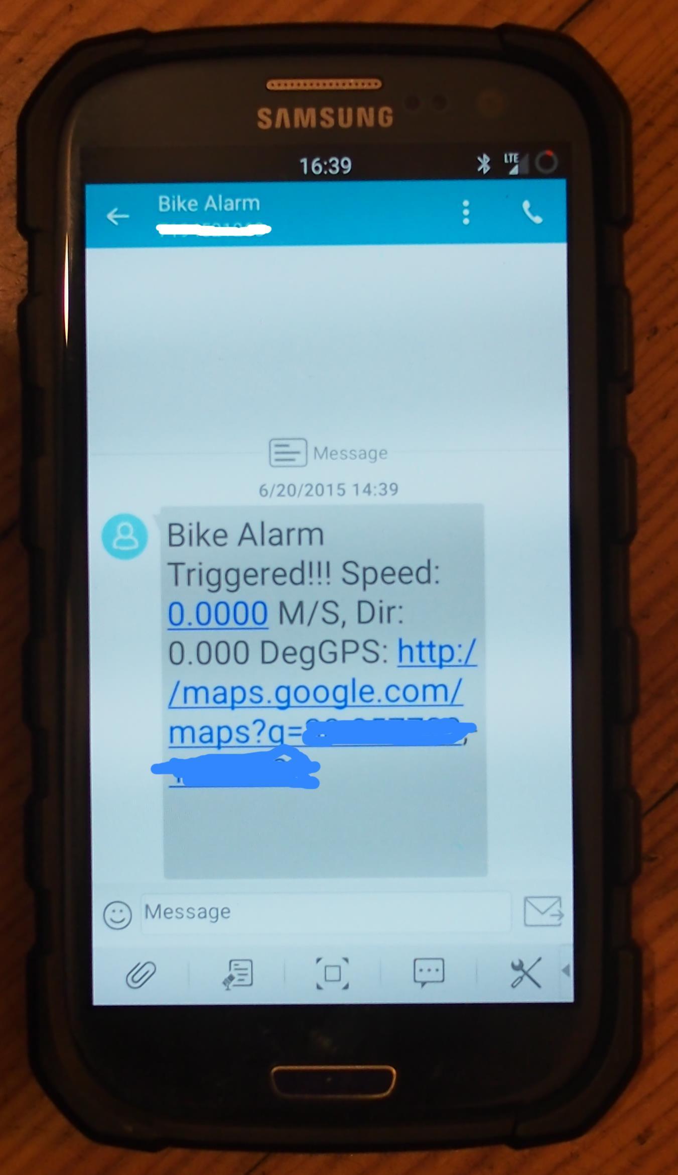 Nano Bike Alarm | Hackaday.io