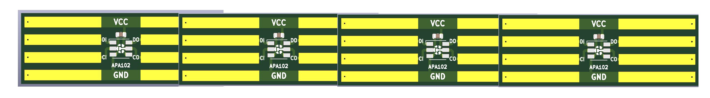 APA102 StripOut Board | Hackaday io