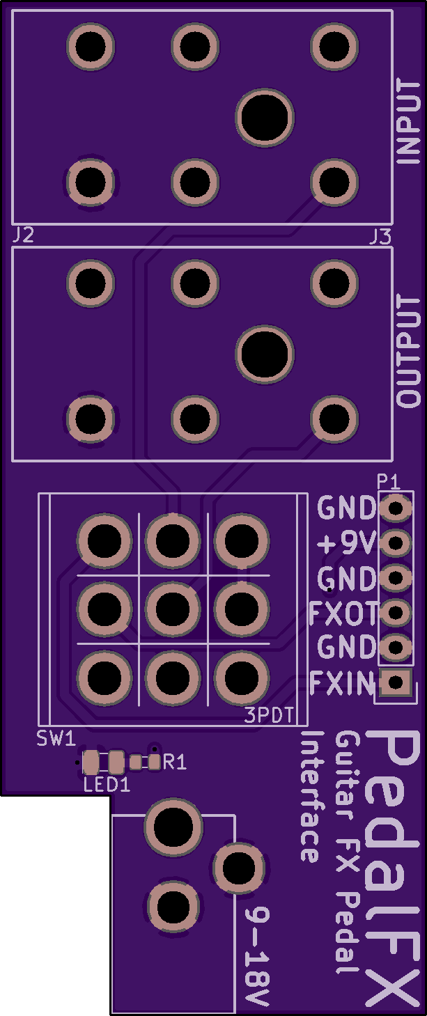 Project Audio Blox Experiments In Analog Design Fuzz Pedal Schematic Thats All For Now Until I Get Pcbs The Mail Stay Tuned On Dt Jfet Pre Build And Check Out My Other Projects