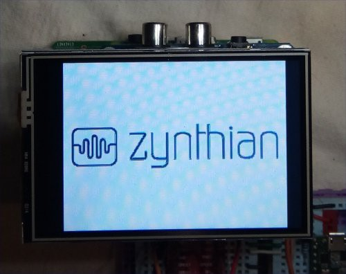 Quick and Dirty Zynthian | Details | Hackaday io