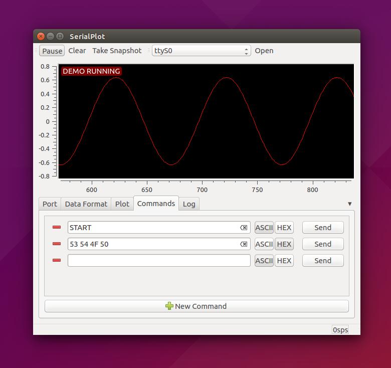 SerialPlot - Realtime Plotting Software | Hackaday io