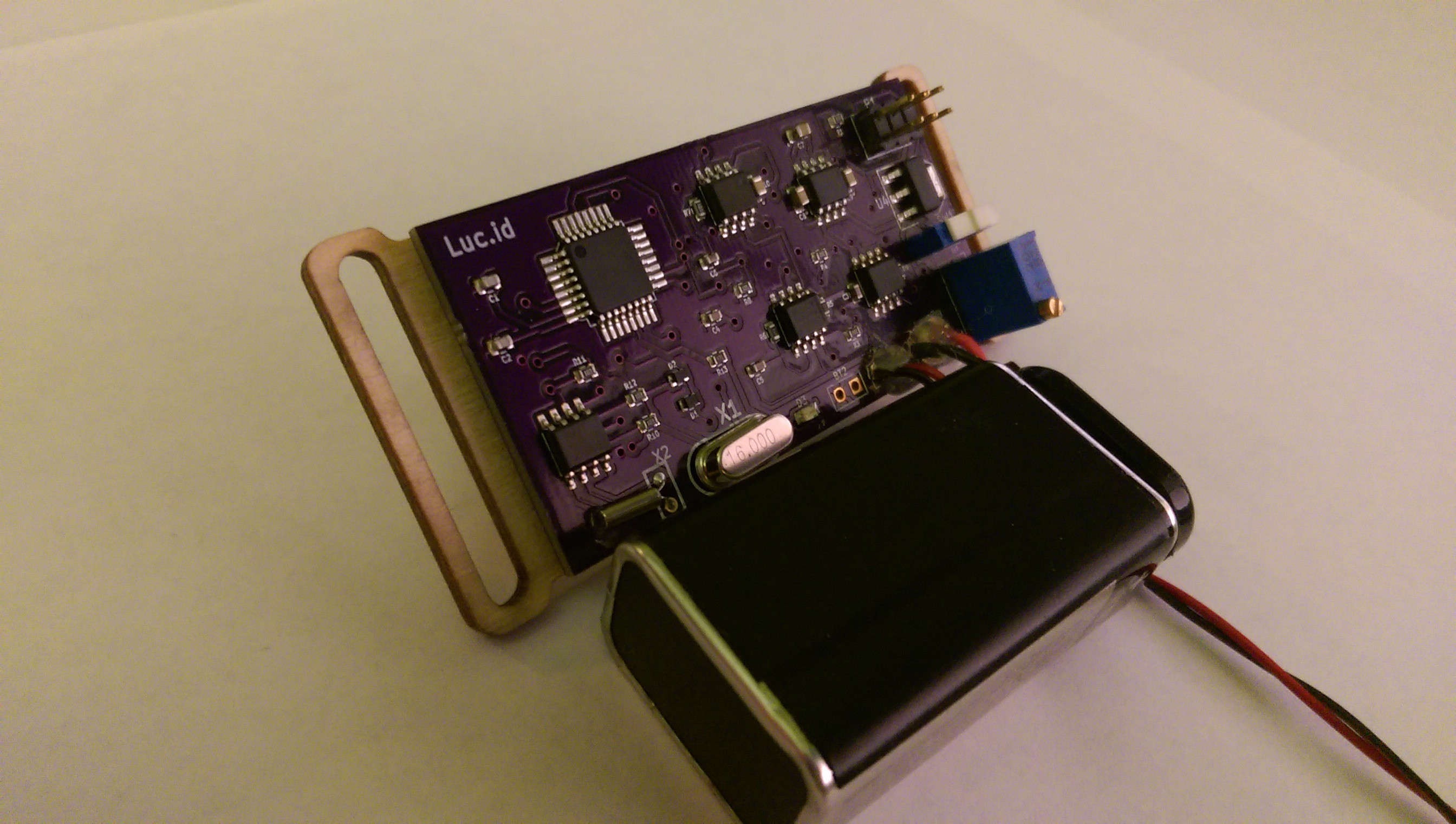Lucid Dreaming Device (tACS) | Hackaday io