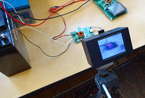 Lepton 3 5 Thermal Imaging Camera | Hackaday io
