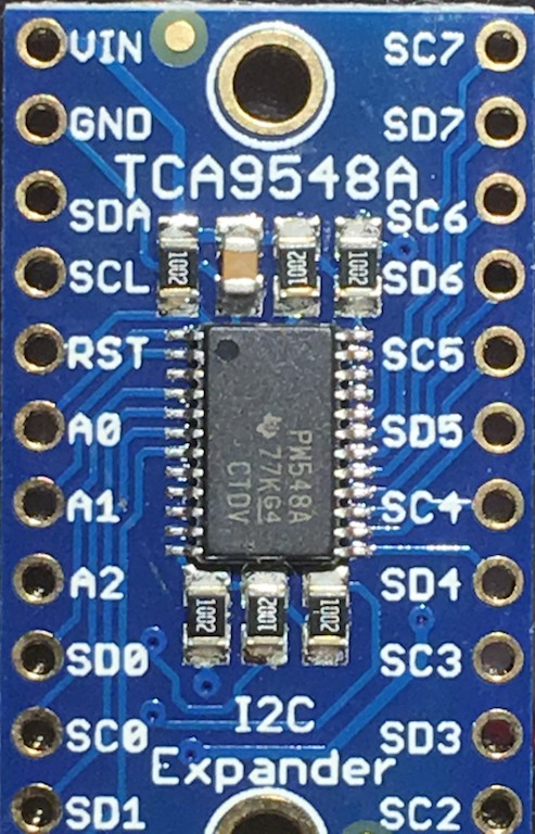 The virtues of software I2C on the Raspberry Pi | Details | Hackaday io