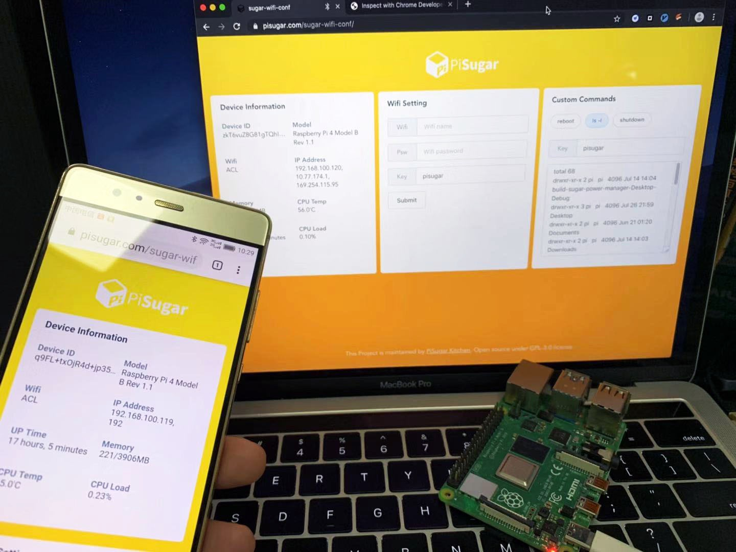 Use Web Bluetooth to Connect Your Pi | Details | Hackaday io