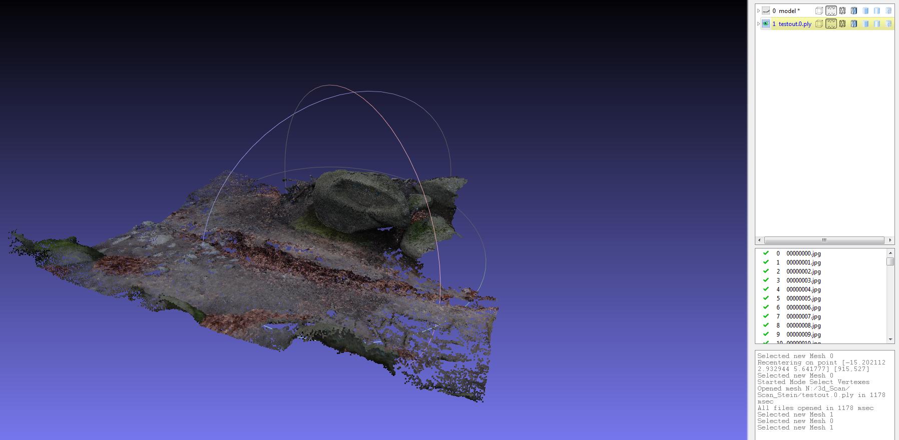 Instructions | Photogrammetry 3D Scanning | Hackaday io