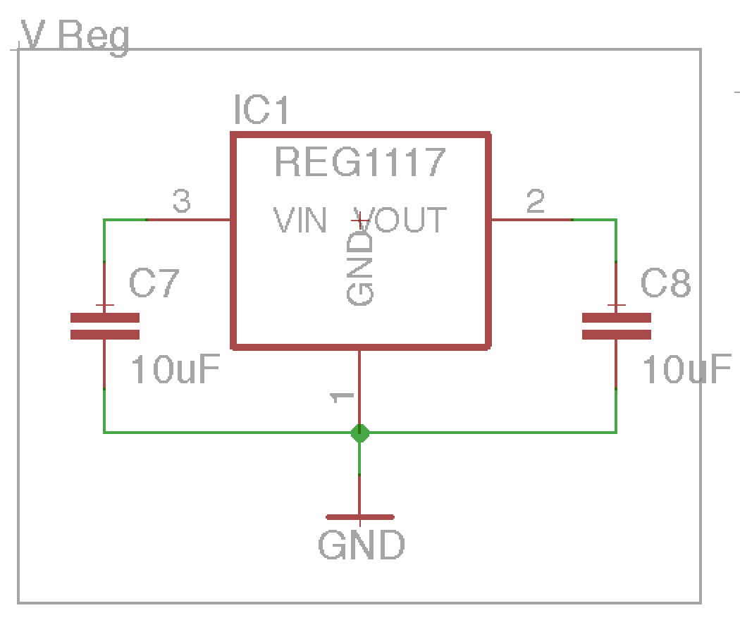 Entry 1 32 Pin Schematic Details Usb Pins Diagram Power Can Be Provided Directly Through The Vdd In Port A 5v Connected To Or Another