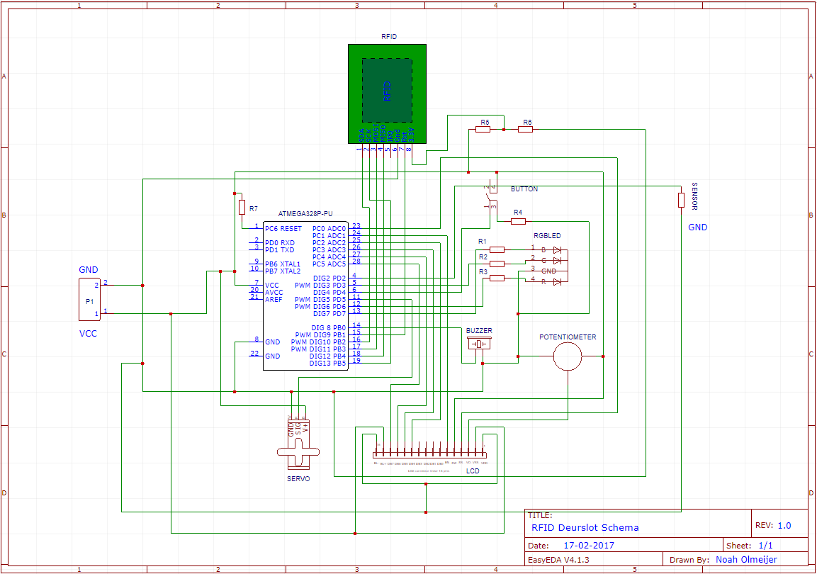 Instructions Convert Your Prototype Circuit Boards Into A Pcb Diy How To Create Printed Board O Hackadayio If You Have Large Project That Consists Of Lot Wiring Then It Can Be Handy Turn Circuitboard Do With Easyeda