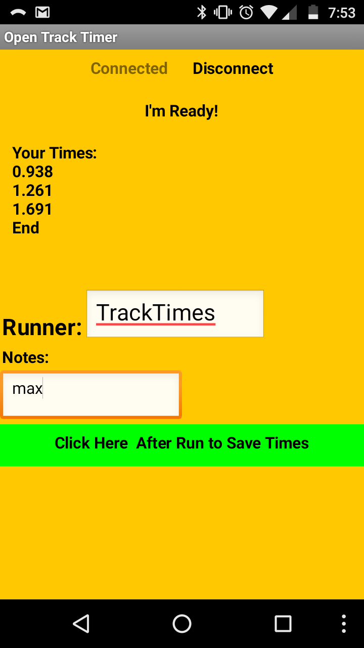 Open Track and Field Timer   Hackaday io