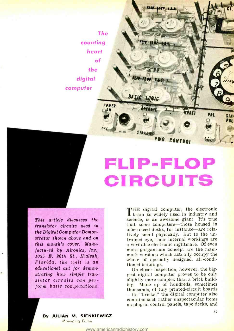 Clockwork Germanium Led Circuit Calculator Http Wwwseekiccom Circuitdiagram Measuring From The Experience With 10tff And Looking At Vintage Circuits I Realise Something About Edge Triggered Flip Flops Only 2 Transistors