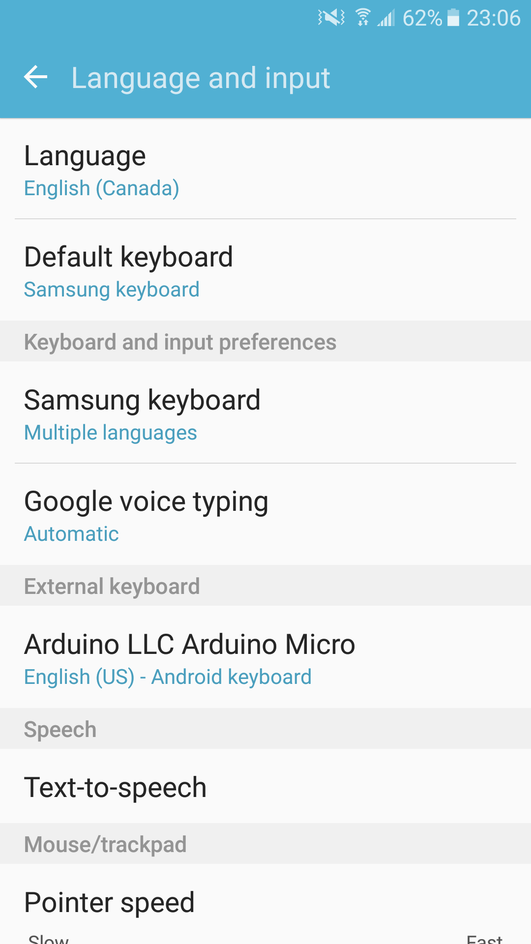 lipsync io my phone for good reason was not opening the on screen keyboard because it views an external keyboard connected to it so the text