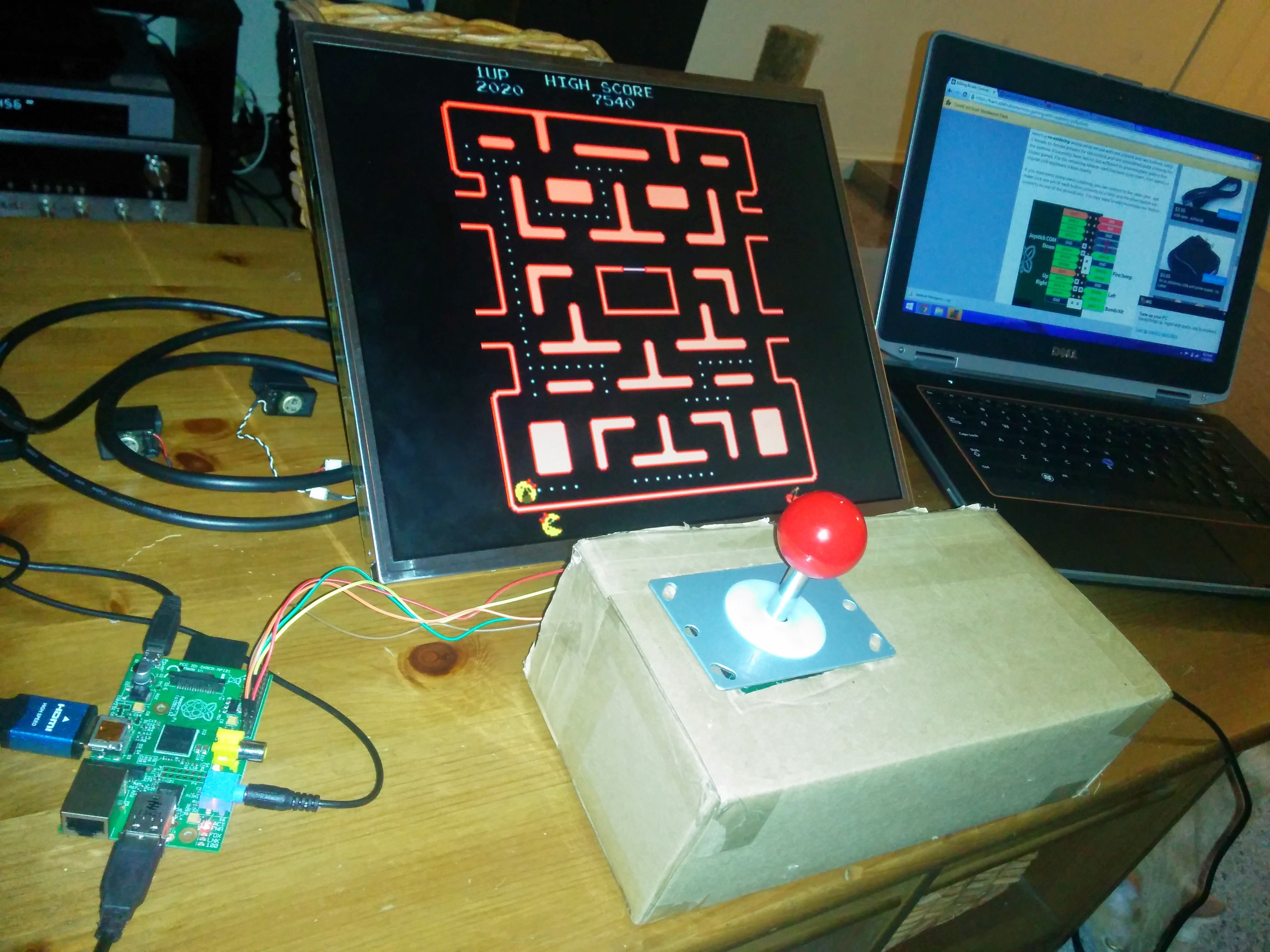 Instructions Raspberry Pi Vintage Arcade Sanwa Joystick Wiring Diagram This Will Be The Start Of Your Amazing System