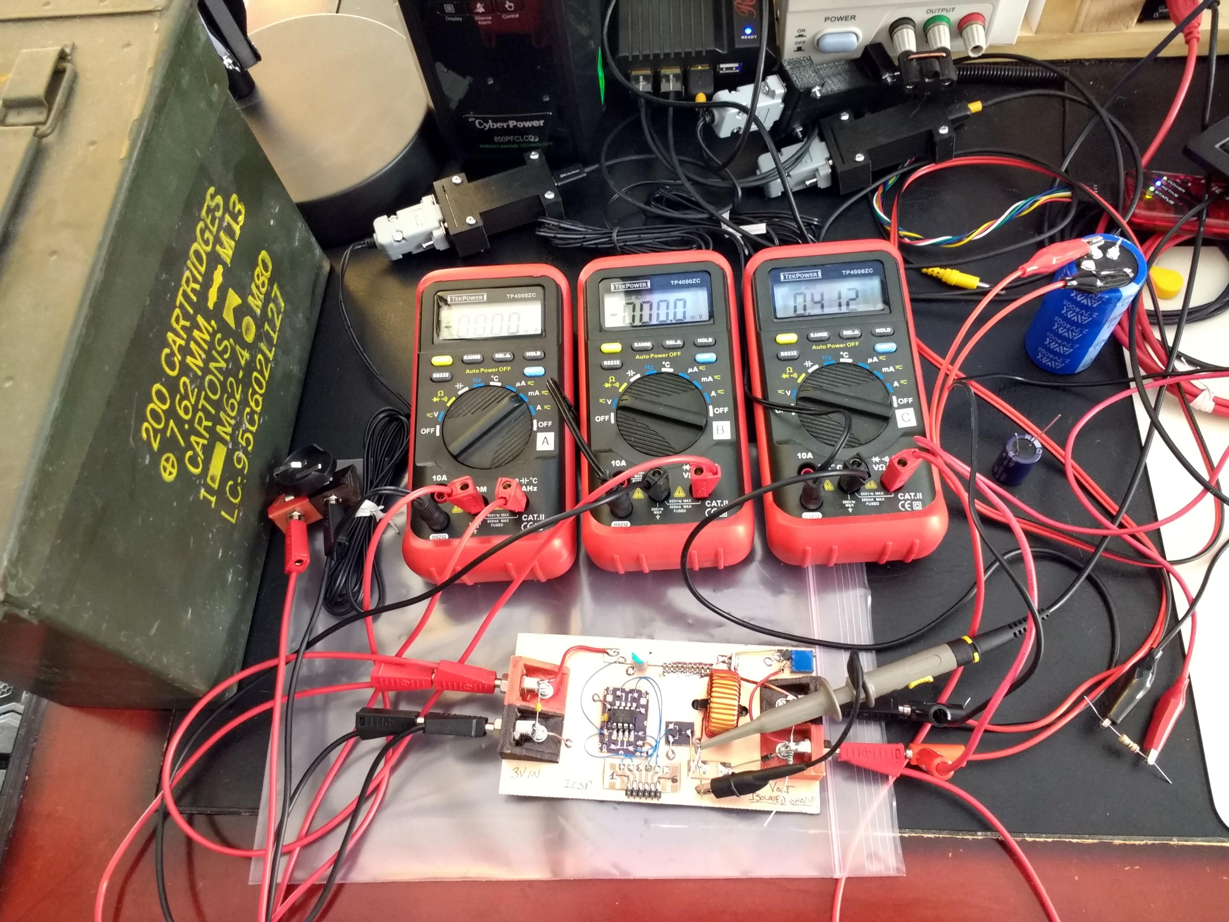 Supercapacitor Testing | Details | Hackaday io