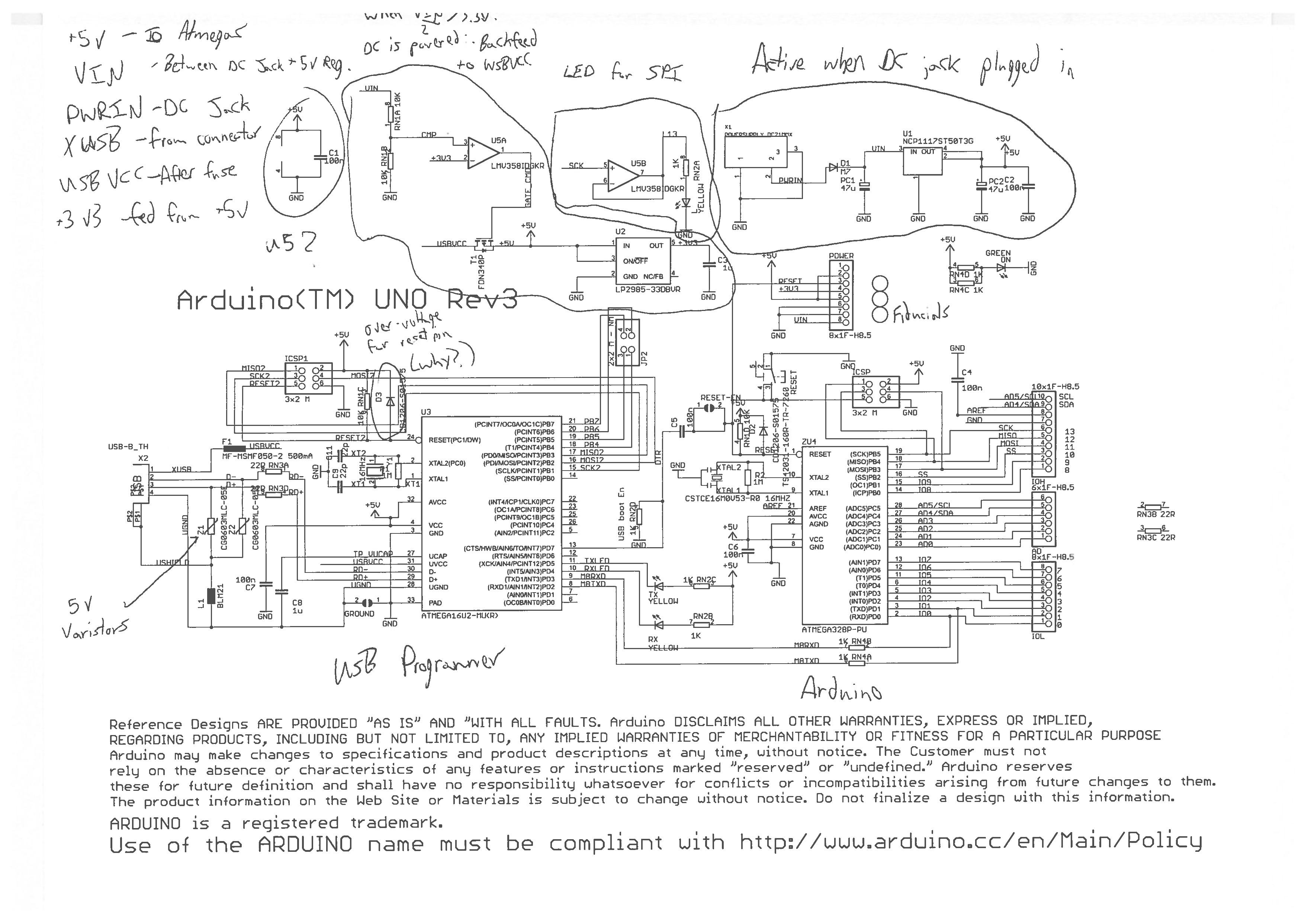 an analysis of the arduino schematics details hackaday io rh hackaday io Simple Schematic Simple Schematic