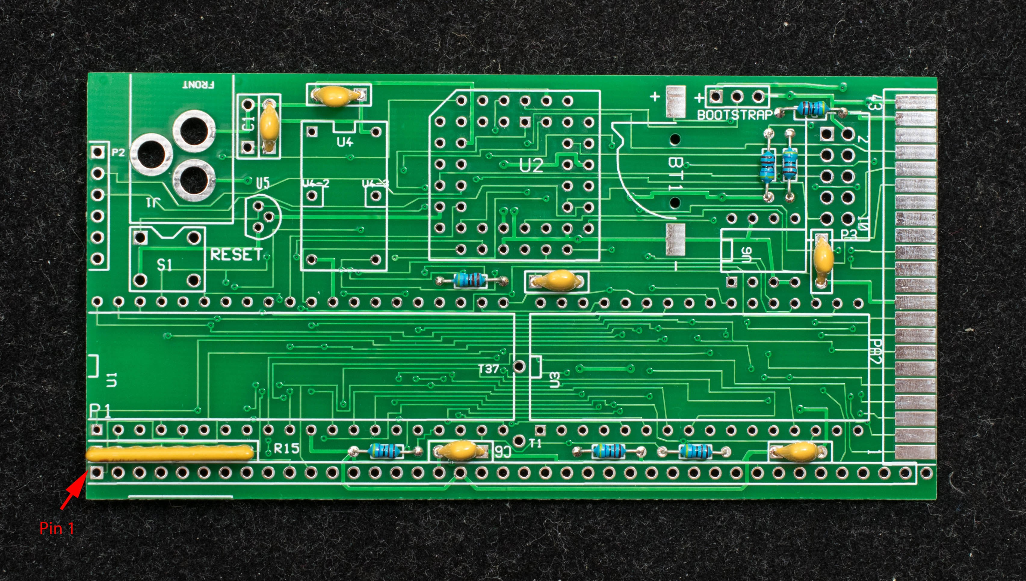 Building a 22MHz Z80 Computer in 4 Stages   Hackaday io