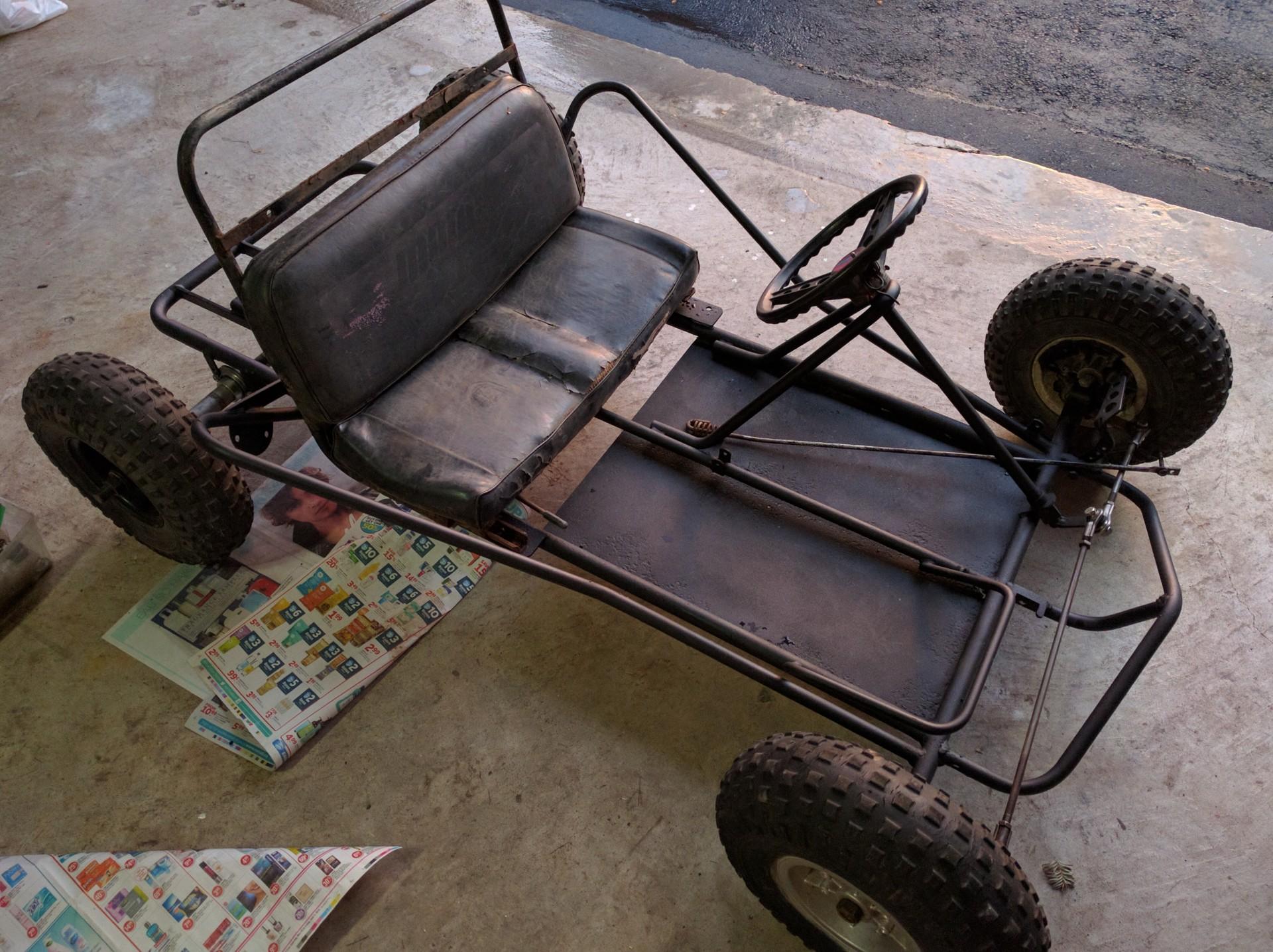 E-Kart: The electric Go Kart | Hackaday io