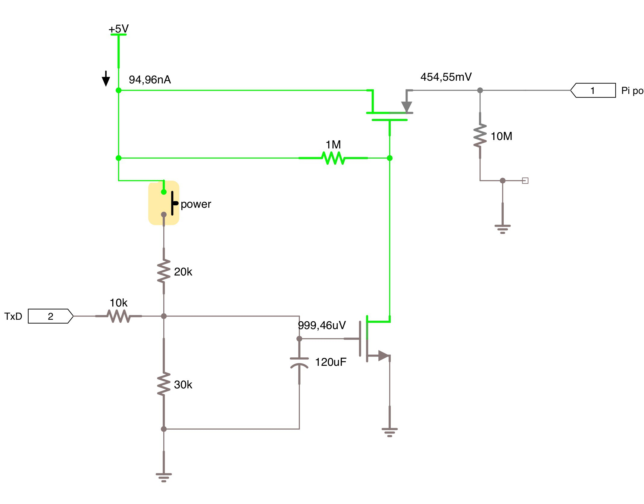 Raspberry Pi On Off Circuit Details Model B Block Diagram