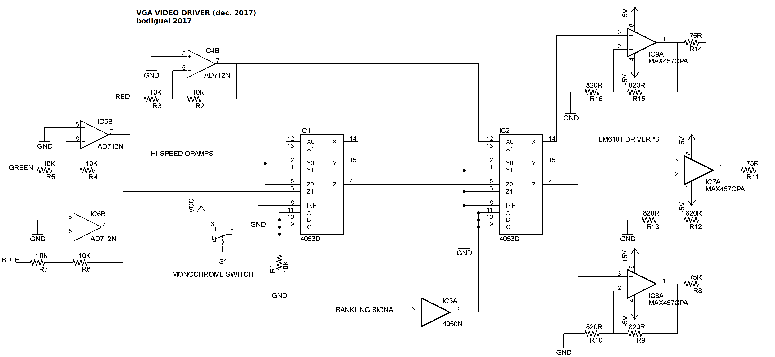 Function Generator Using Xr2206