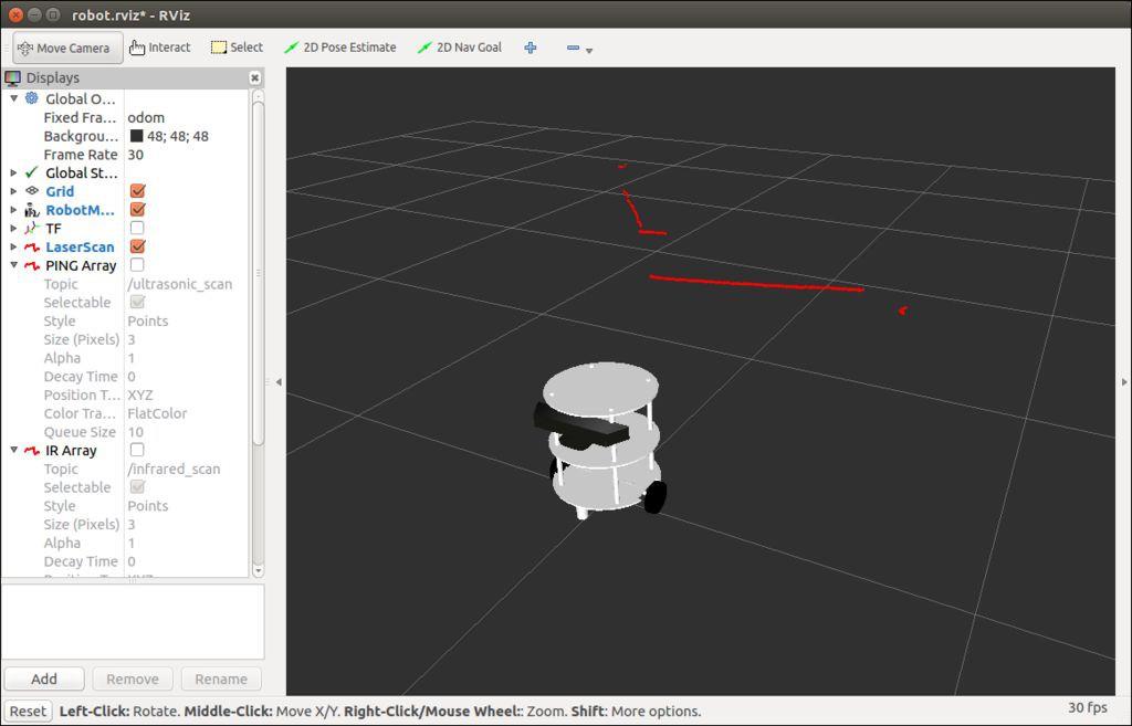 Instructions   DIY Autonomous Mobile Robot   Hackaday io