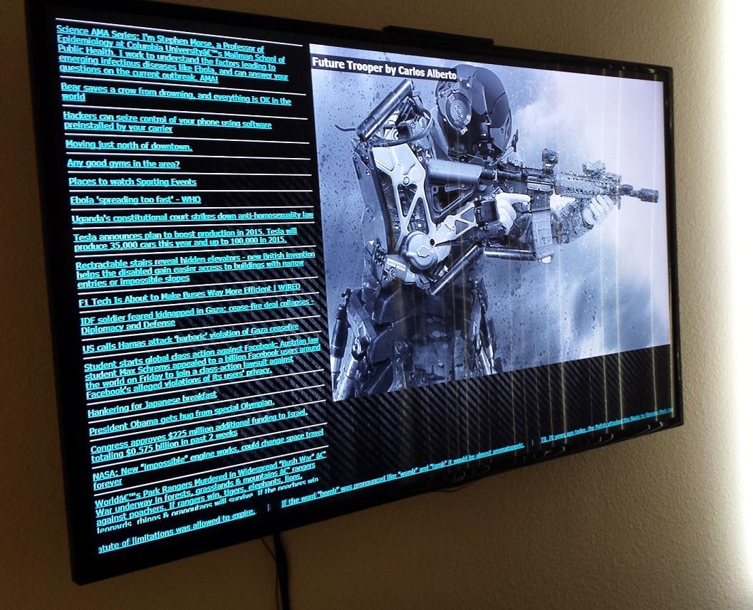 Sci-fi grade Home Automation | Hackaday io