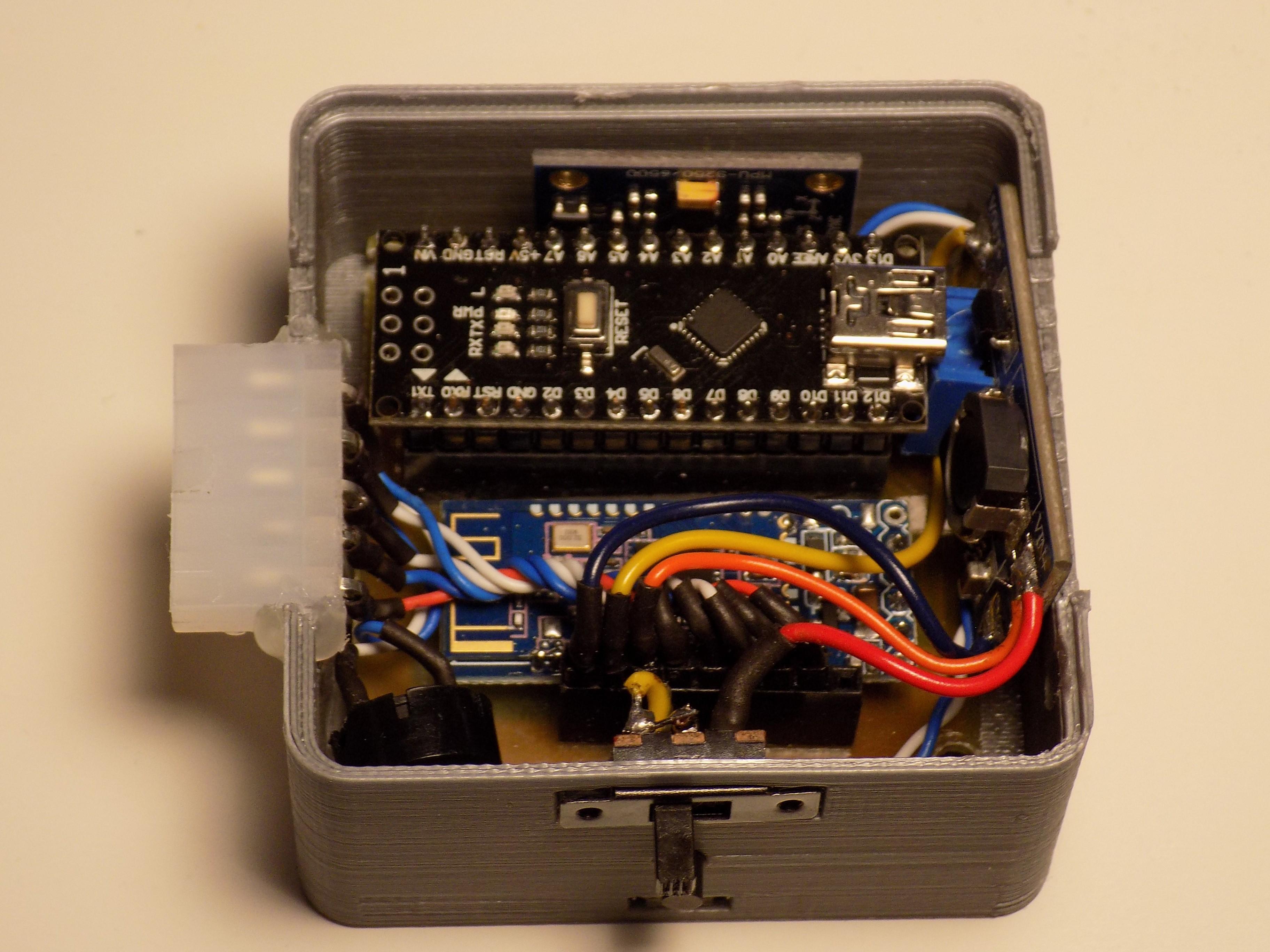 Upgrading Hardware | Details | Hackaday io