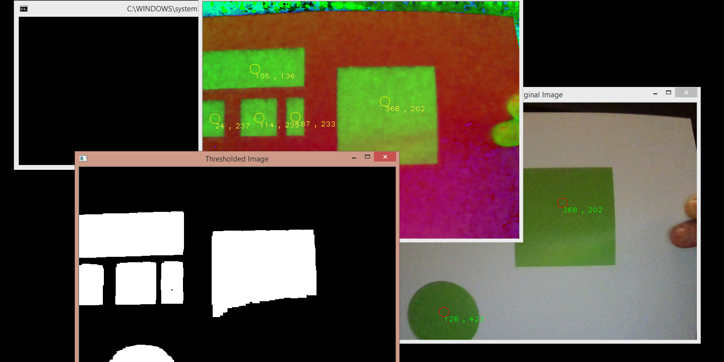 Experiments with OpenCV & Computer Vision   Hackaday io