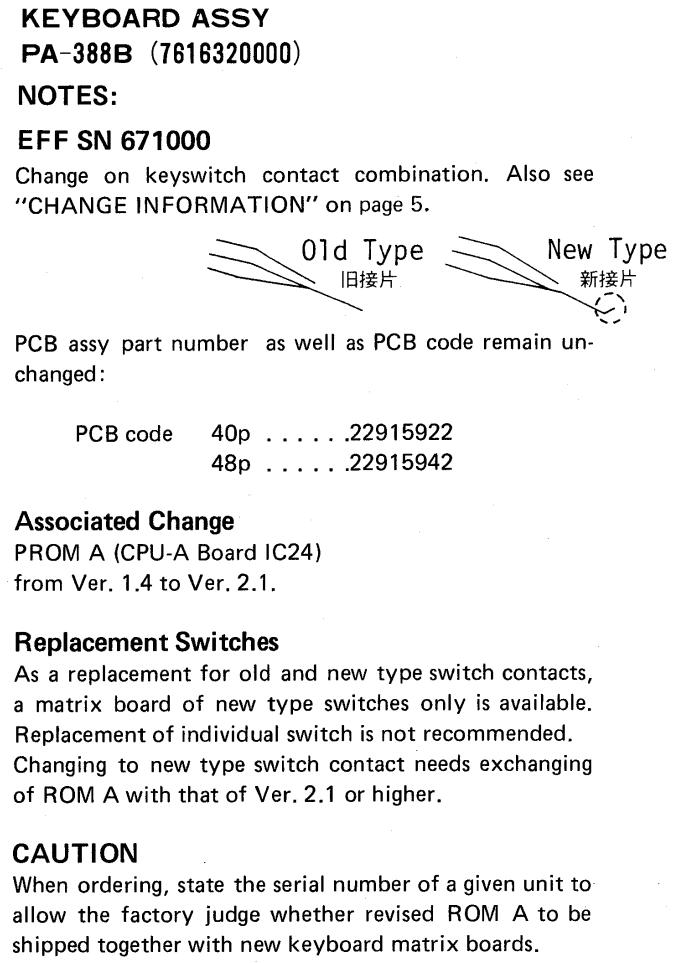 Keyboard type, old vs new | Details | Hackaday io