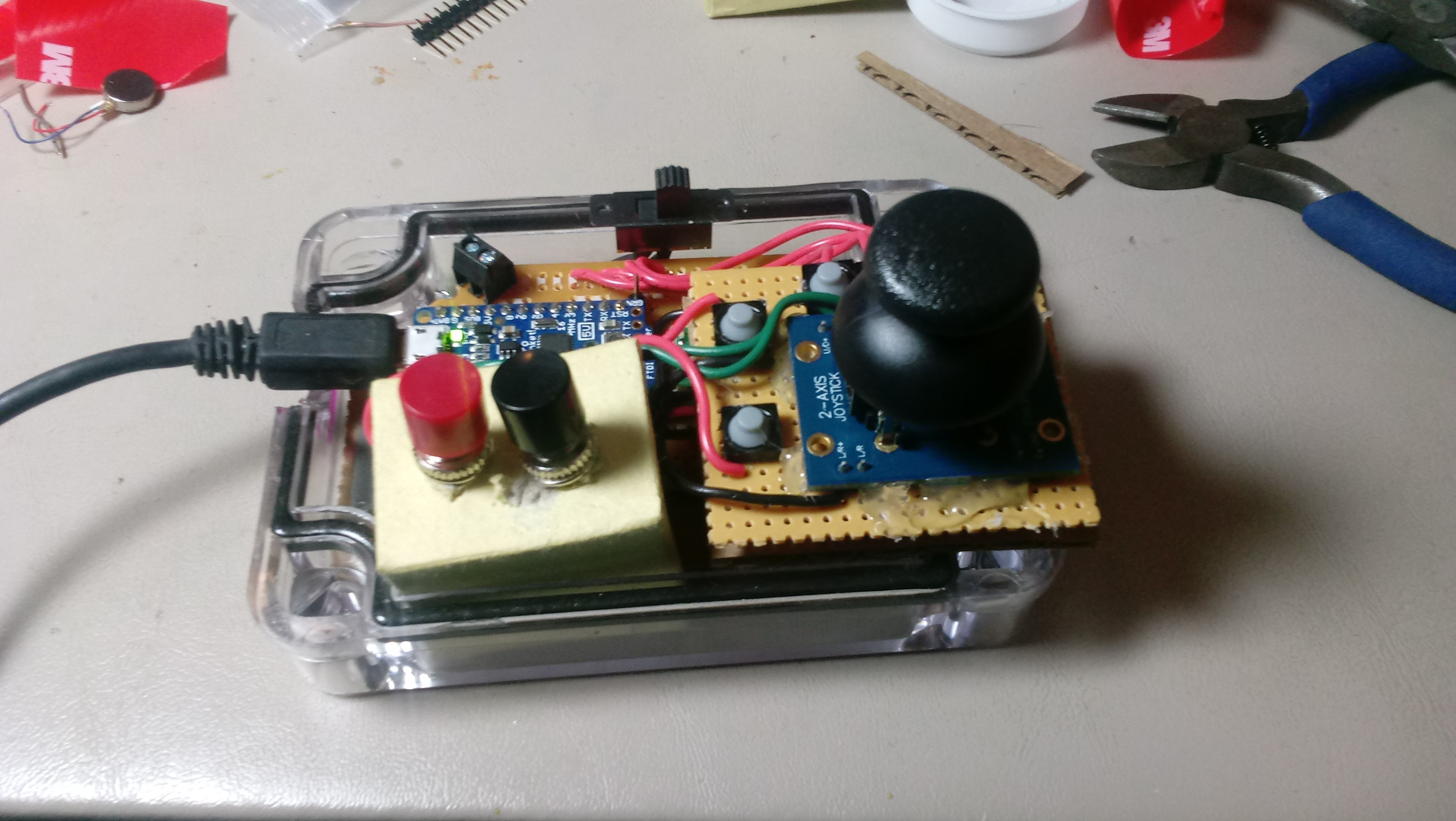 Gallery | Arduino Joystick Mouse | Hackaday io