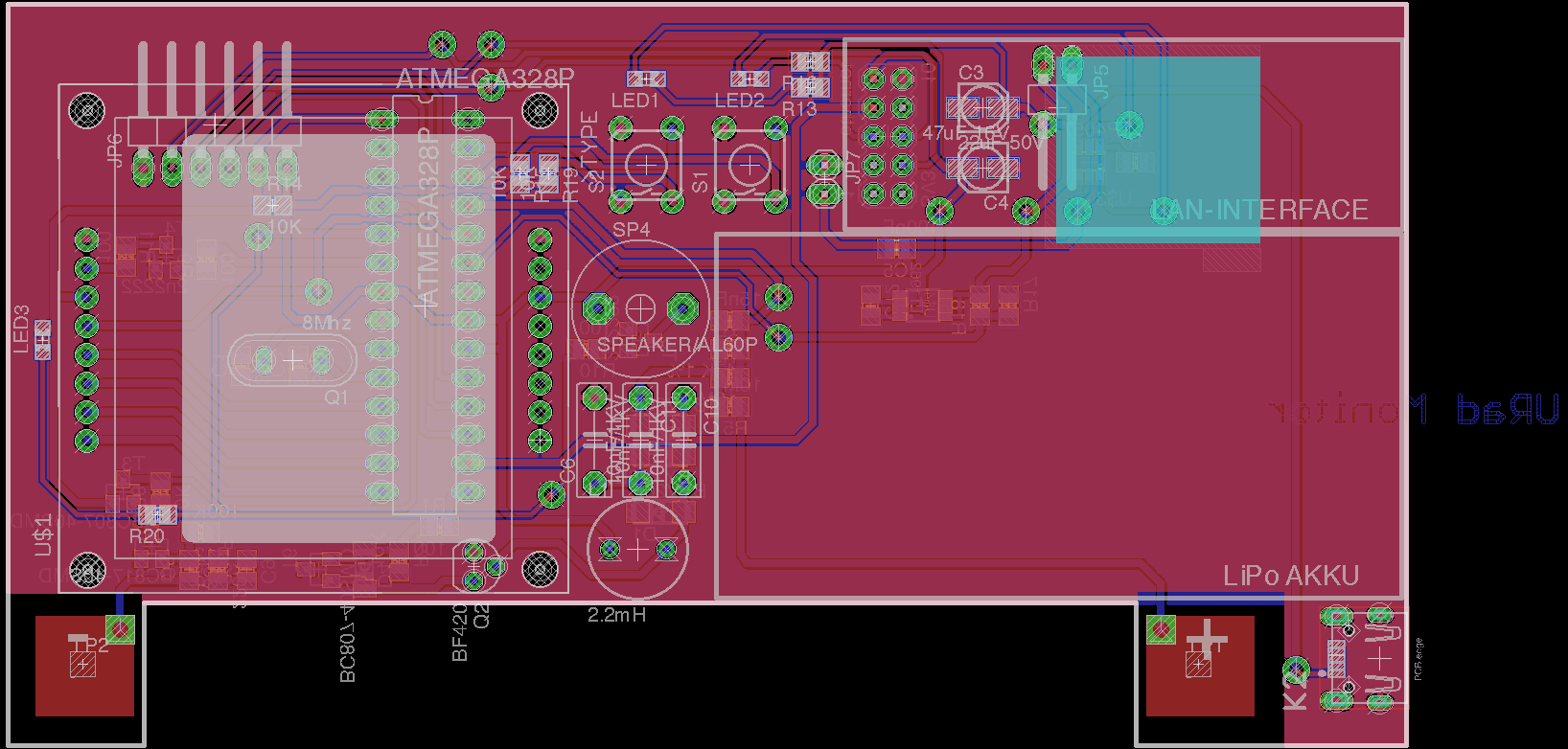 Open Source Iot Platform Geiger Counter Schematic Forums Projects Diy Chris And Frederik Built A Smd Variant With Lipo Adapter To Make The Kit1 Fully Portable They Also Did 3d Printable Enclosure