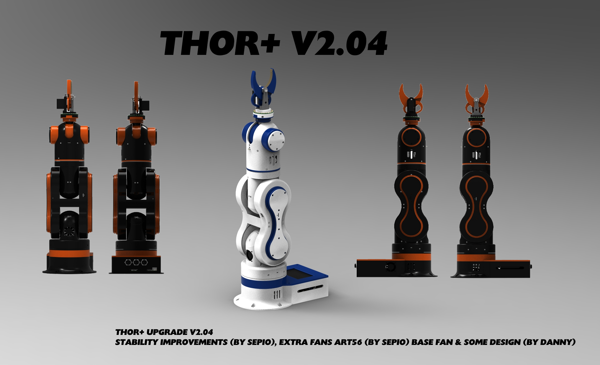 Thor Robot With Addons And Gui Myhobbytronicsblogspotcom 2012 10 555timedelaycircuithtml Upgrade V204