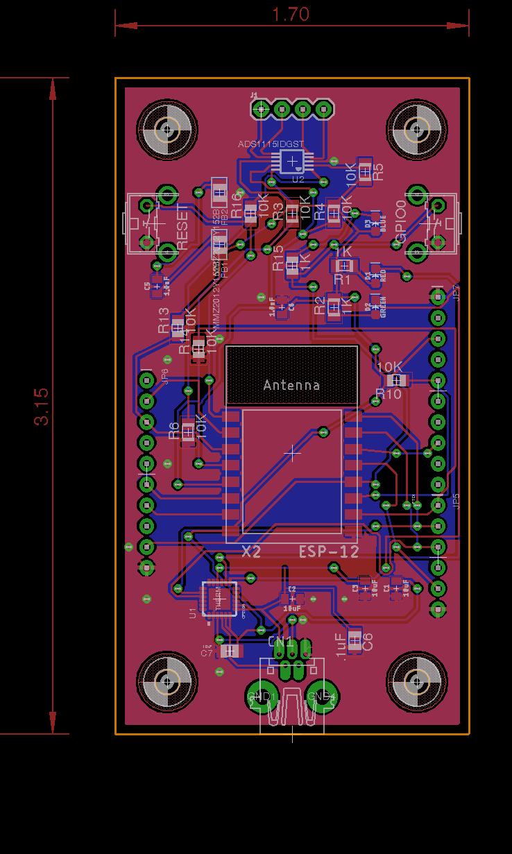 Custom Circuit Board Design