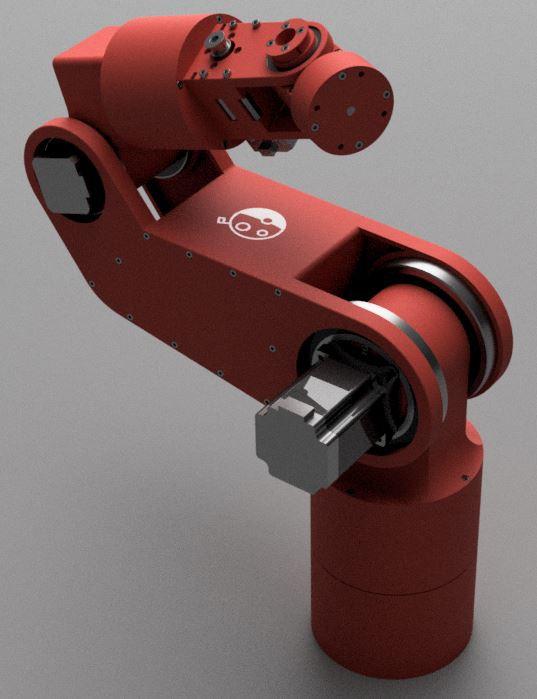 5+ Axis Robot Arm | Hackaday io