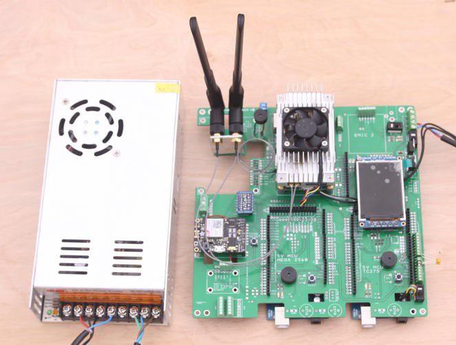 Autonomous Agri-robot Control System | Hackaday io