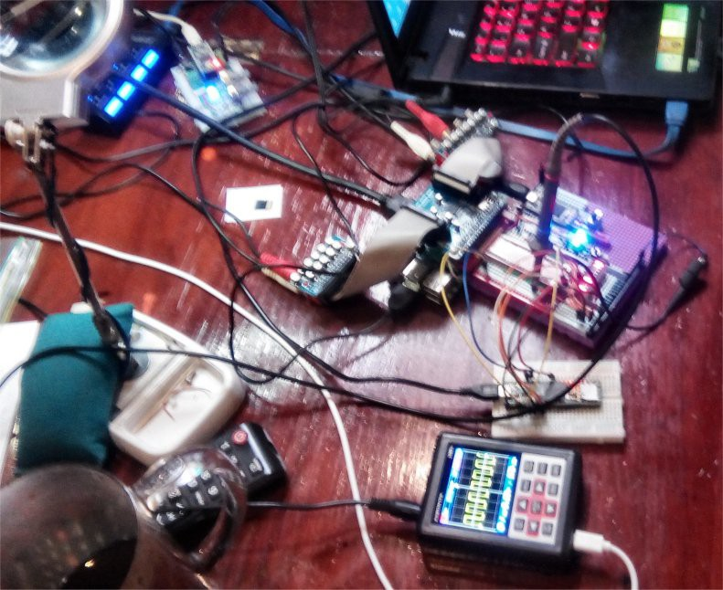 Audio Injector Octo working with Circle port of Teensy Audio Library