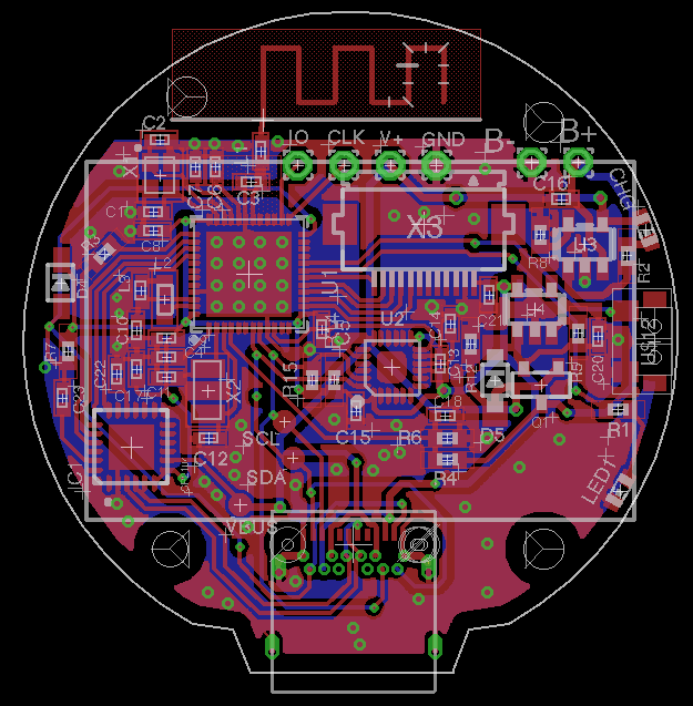 Project | Torrus - One VR Controller to rule them all | Hackaday io