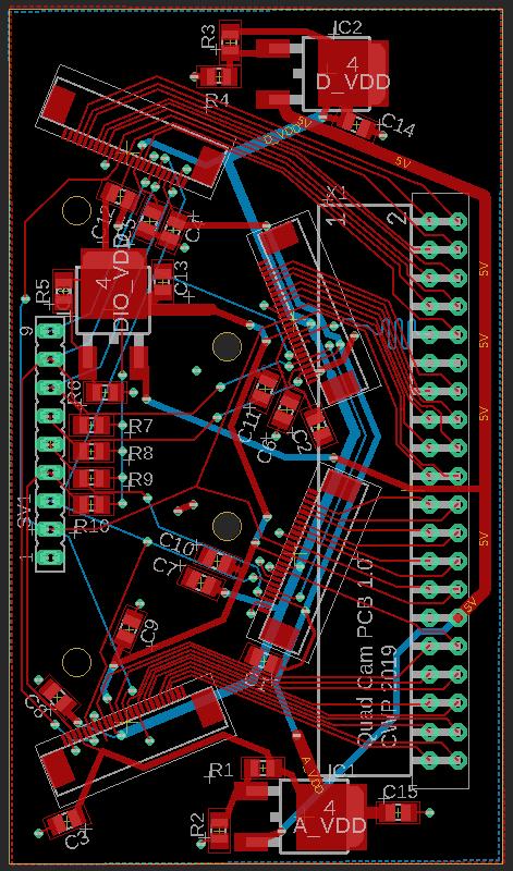 VR Camera V2: FPGA VR Video Camera | Hackaday io